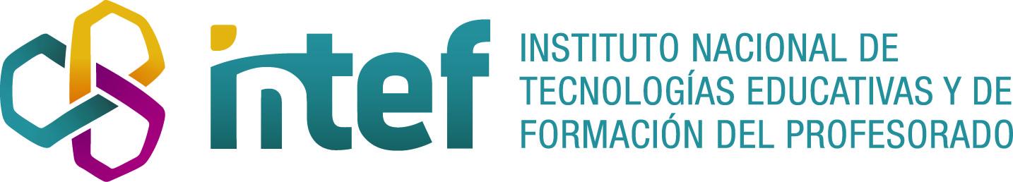 intef: instituto nacional de tecnología educativas y de formación del profesorado.